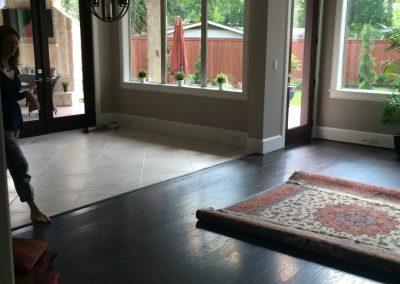 Residential White Floor