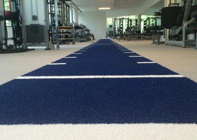 commercial carpet installation