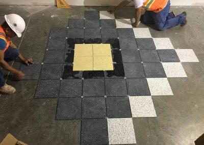 commercial tile floor houston1