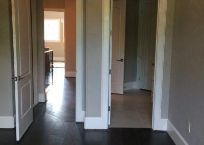 hard floor installation-two close room