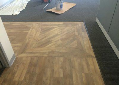 hard floor installation-wooden floor