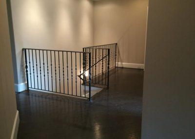 hard floor installation-large space