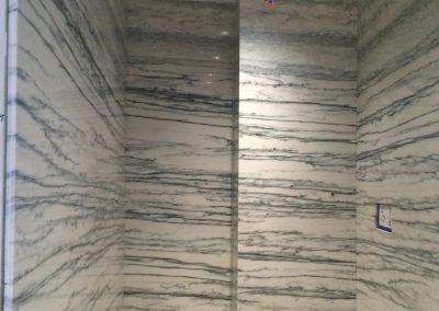 tile floor installation-nice wall