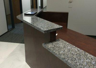 Tile floor installation